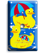 YELLOW RUBBER DUCKY UMBRELLA LIGHT DIMMER CABLE... - $8.79