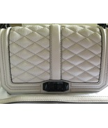 NWT Rebecca Minkoff Love cross body clutch putt... - $190.00