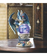Color Changing Dragon Lamp Figurine - $14.00