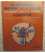 Electrical Motor Controls Workbook Textbook LSo... - $4.00