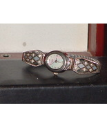 Pre-Owned Women's Silver Rhinestone Stainless S... - $9.00
