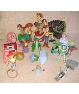 LG Lot Of Vintage McDonalds Disney/Pixar Toy St... - $40.00