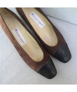 Shoes Etienne Aigner Brown Suede Size 8N - $19.00