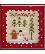 Gingerbread Boy & Snowman #7 Gingerbread Villag... - $5.40