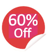 60% OFF ALL ORDERS $49 OR MORE AUTOMATICALLY A... - $0.00