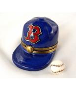 Limoges Box - Boston Red Sox Baseball Cap & Bal... - $120.00