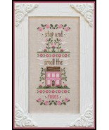 Stop And Smell The Roses cross stitch chart Cou... - $7.20