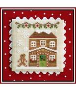 Gingerbread House V #8 Gingerbread Village seri... - $5.40