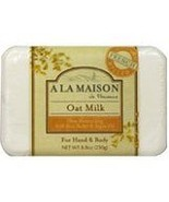A La Maison Bar Soap Oat Milk - 8.8 oz - $12.00