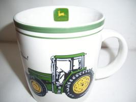 John Deere  Mug  coffee cup by Gibson Nothing R... - $8.41