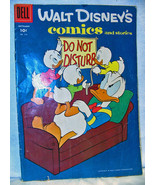 Walt Disney Comics Dell 1958 No216A Donald Duck... - $11.75