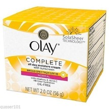 Olay Complete All Day Moisture Cream SPF 15 - $10.50