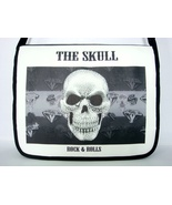 The Skull Punk Rock N Roll 15'' Laptop Notebook... - $31.00