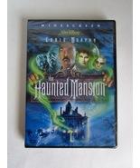 Walt Disney's The Haunted Mansion DVD with Eddi... - $5.99