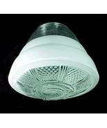 Art Deco Glass Utility Light Shade 4
