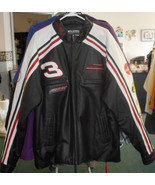 Men's Dale Earnheart Wilson's Leather jacket si... - $49.50