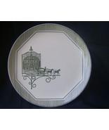 3 Scio Olde Orleans Dinner Plates  - $14.99
