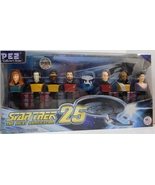 Pez Star Trek The Next Generation 25th Annivers... - $15.95