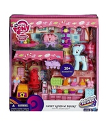 My Little Pony Mrs Dazzle Cake Sweet Rainbow Ba... - $24.95