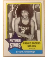 Prince Future Stars Rookie Card Purple Rain Art... - $12.00