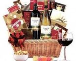 Buy Gift Baskets - California Wine Tasting Gift Basket