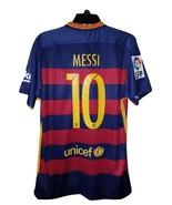 Barcelona Home Messi Jersey 2015 / 2016 La Lig... - $39.99