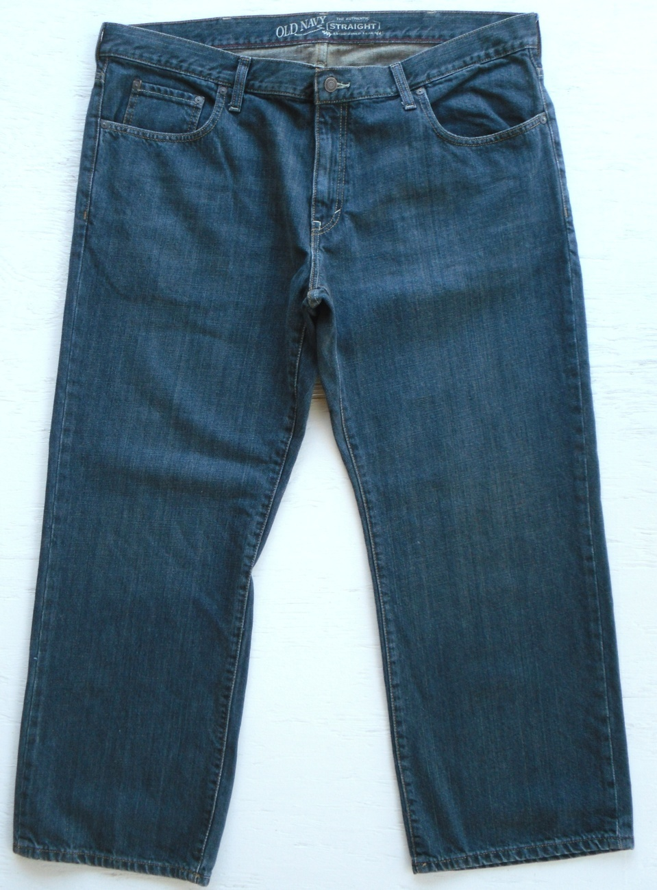 OLD NAVY Straight Denim Jeans Mens 40 x 29