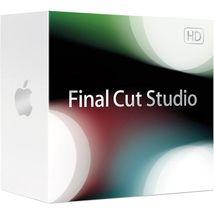 Apple Final Cut Studio 3 FULL RETAIL VERSION - $249.99