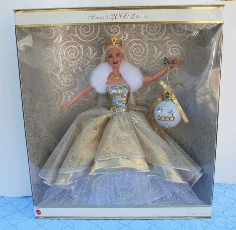 Mattel's Special 2000 Edition Celectration Barbie - She is absolutely Stunning!!