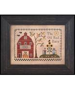 CLEARANCE The Old Red Barn cross stitch chart L... - $4.00
