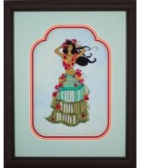 Leilani The Hula Dancer FREE chart MDC16 cross ... - $0.00