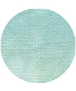 FABRIC CUT 28ct Caribbean Blue linen 13x18 Leil... - $11.00
