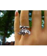 HAUNTED RING ~UNIVERSAL WEALTH CODES OF MERLIN~... - $56.00