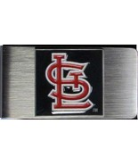 ST. LOUIS CARDINALS MLB stainless steel  Money ... - $9.95