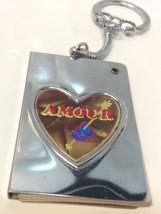 Vintage Keychain PHONE, ADRESS BOOK ~ Ancien Po... - $5.90