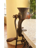 Antique Grinder, Made in Czechoslovakia - $100.00