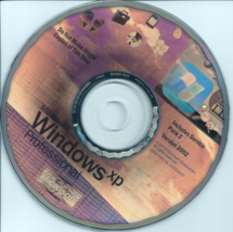 Windows XP Professional Operating System Disc, ... - $48.00