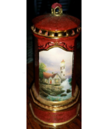 Ardleigh Elliott Thomas Kinkade Red Lighthouse ... - $14.99