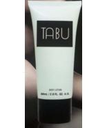 Tabu Body Lotion 2 oz 60 ml By Dana - $9.99