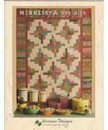 Minnesota Hot Dish Quilts Quilting Patterns Atk... - $6.99