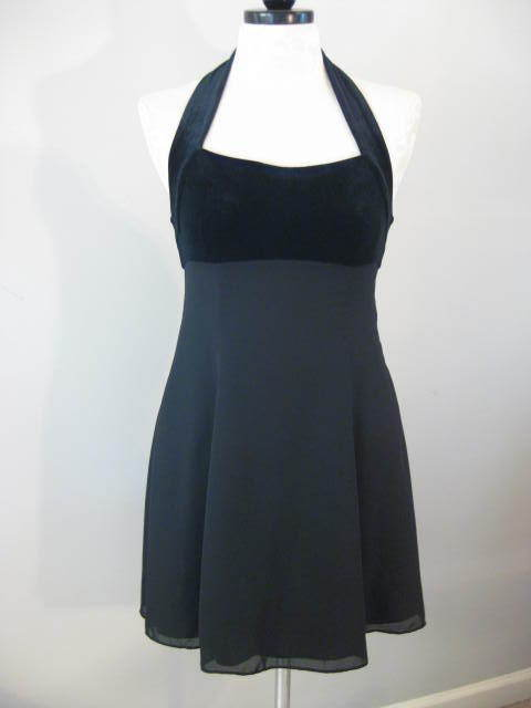 Zum Zum By Niki Livas Mini Halter Dress Size 11/12