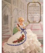 Annie Potter July 1992 Barbie Gown Fashion Cale... - $5.99