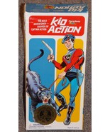 2000 Kid Action Figure With The Box - $59.99