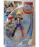 DC Super Hero Girls Harley Quinn Action Figure ... - $14.95