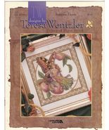 Autumn Faerie Teresa Wentzler Cross Stitch Patt... - $9.99