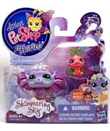 Littlest Pet Shop Shimmering Sky Fairies Morni... - $9.95