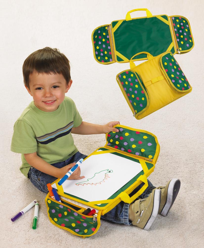Image 0 of  Children's Arts & Activities Lap Desk