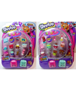 Shopkins Season 5 Charms Backpacks 12 pack - $12.95