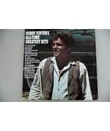 ALBUM 1972 Bobby Vinton ALL TIME GREATEST HITS (C) - $6.99