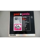 ALBUM 1964 Paul & Paula Sing For Young Lovers V... - $6.99